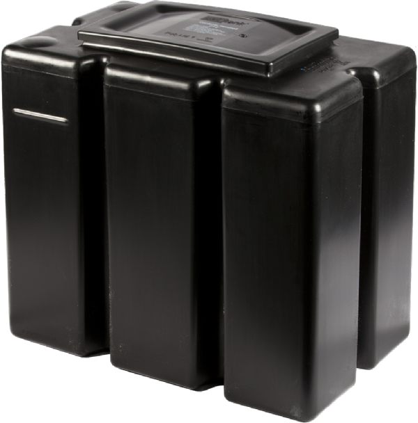 91 Litre / 20 Gallon Rectangular Polytank PT2 Cold Water Storage Tank 24-15-24